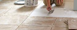 Powdued Tile Grout