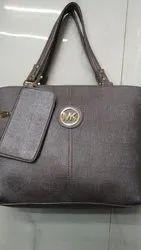 Ladies Fancy Leather Bag