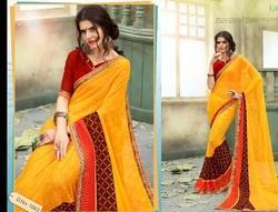 7a84afb94 Thiya Designer Weightless Saree with Blouse