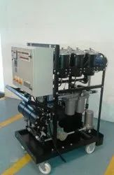 Turbine Oil Purification Systems