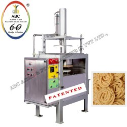 Janthikalu Thenkulal Murukku Making Machine, Capacity: Starts From 50kg/hr Onwards, 1.5 Hp Single / Three Phases