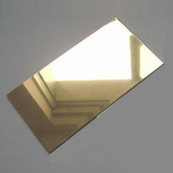Mirror Gold Aluminium Composite Panel  (ER 603)
