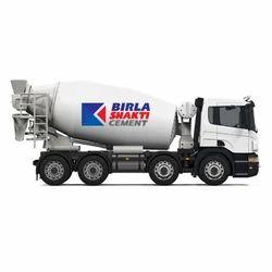 Birla Shakthi M20 Grade OPC Ready Mix Concrete