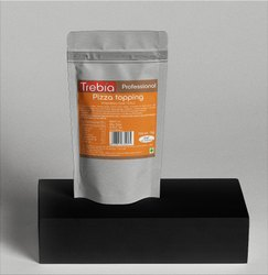Trebia Orange Red Pizza Sauce Topping, Packaging Size: 1 Kilogram