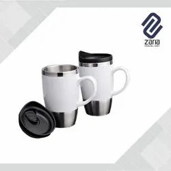 450ml Plastic Dual Sipper Bottle With Handle