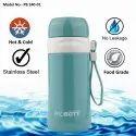 Probott Stainless Steel Double Wall Vacuum Flask Junior Water Bottle 240ml PB 240-01