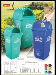 Dust Bin with Dome Lid 110 L