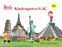 3 To 4 Years English Kindergarten (G.K) Edusoft