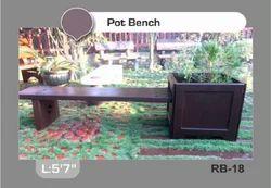 RCC Pot Bench