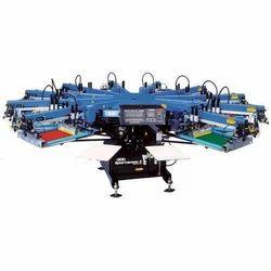 Semi Automatic T Shirt Printer