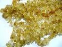 Natural Citrine Uncut Free Shape Chip Beads 6 To 10 Mm Strand 34inches Long