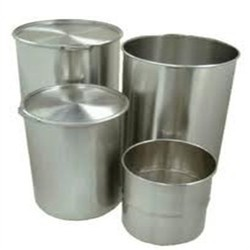 1 Mm Chemicals Stainless Steel Open Top Drum, For Pharmaceutical / Chemical Industry, Packaging Type: Boxes