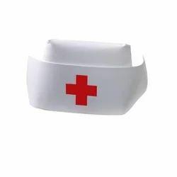 Medical Nurse Cap, For Hospital, Clinic