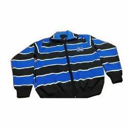 Striped Full Sleeve School Uniform Sweater