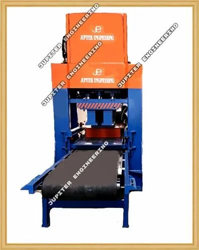 Automatic Fly Ash Brick Making Machine -Stationary Model