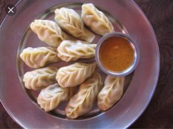 Steamed Paneer Momo