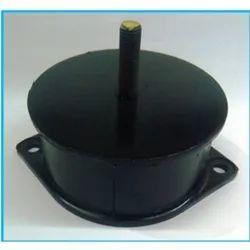 Black Drum Mount suitable for JCB