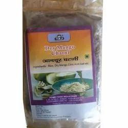 Taj Dry Mango Chatni Amchur Powder, Packaging Size: 100 g, Packaging Type: Packet