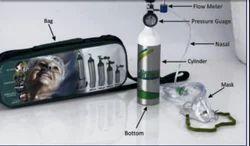 Medical Oxygen Cylinder Portable kit