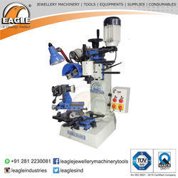 Double Head Jewellery Faceting Machine