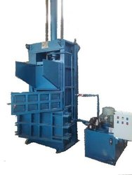 Plastic Scrap Baling Press