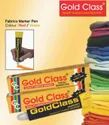 Gold Class 65 gm Yellow Fabric Marker Pen