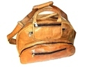 Genuine Leather Designer Travel Bag