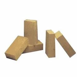 Brown Clay Insulation bricks, Size: 9 In. X 4.5 In. X 3 In