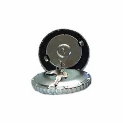 Shalimar White Fuel Cap, For Automobile Industry, Standard