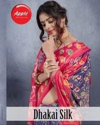 Apple Dhakai Silk Vol-3 Silk Saree