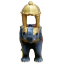 Elephant Ambari The Royal Decorative Piece