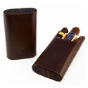 Noir Black And Bordo Double Case, 4.3 X 18.5 X 1.6 Cm
