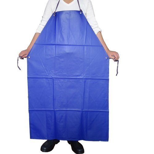Plastic Blue Medical Disposable Apron, for Hospital, Rs 65 /piece | ID:  21316623848
