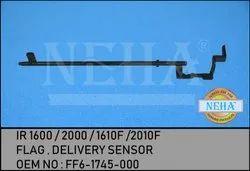 IR 1600 / 2000 / 1610F /2010F Flag , Delivery Sensor FF6-1745-000