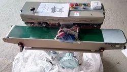 Air Flushing Band Sealer Machine