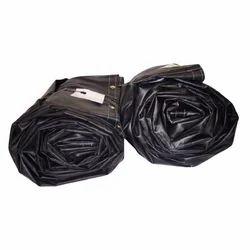 黑色编织250 GSM HDPE防水布,包装类型:捆扎