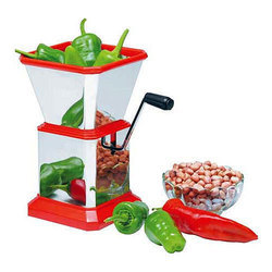Manual Plastic Chilly Cutter