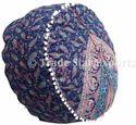 Large Mandala Ottoman Pouf Cover