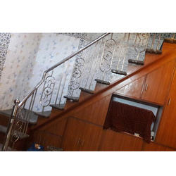 Stainless Steel Stairs Railing