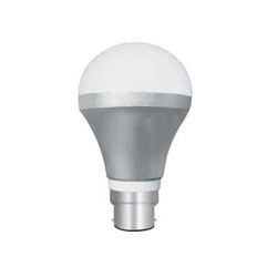 Cool White B22 7 W LED Bulb, 3500-4100 K