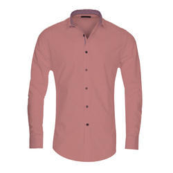 Plain Full Sleeves Formal Shirt