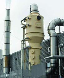 Diesel Boiler Wet Scrubber