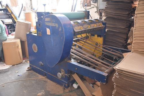 42 Inches Corrugation sheet Cutter Nagpal Brand Used (non working condition)