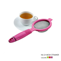 Tea And Coffee Strainer Filter with Stainless Steel Mesh-HA-24