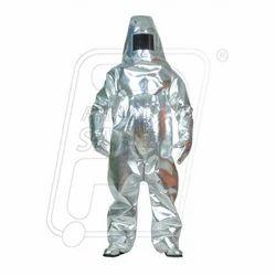 Aluminised Glass Fiber Suit