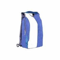 Plain PU College Backpack