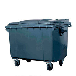 1100 Liter Garbage Container