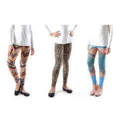 Slim Fit Fashionable Printed Legging