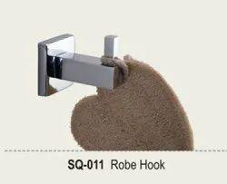 Brass Robe Hook SQUARE