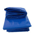 Blue Woven Ld Tirpal, Size: 150gsm To 250gsm, For Covering